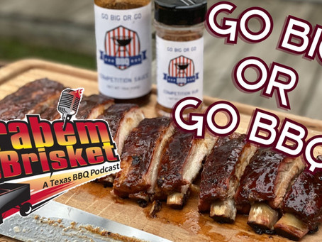 GO BIG OR GO BBQ - Product Review