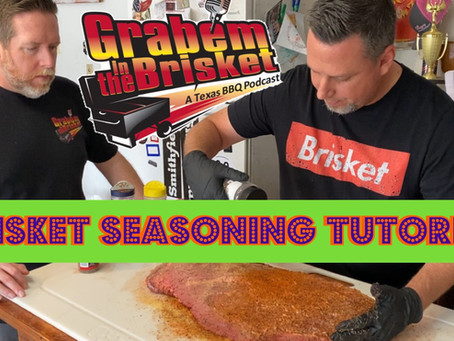 Brisket Seasoning Tutorial