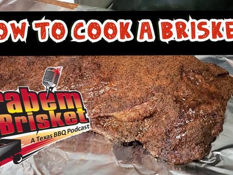 Brisket Cooking Tutorial