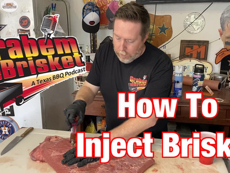 How to Inject Your Brisket