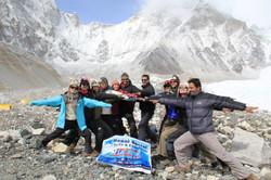 Everest Base Camp Yoga Trek