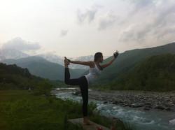 Yoga in Japan