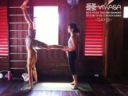 Vikasa Yoga Teacher Training