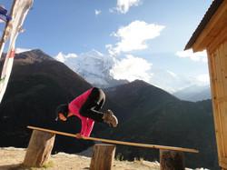 Yoga Adventure Trek