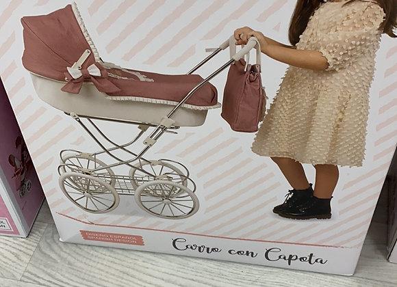 Spanish dolls pram