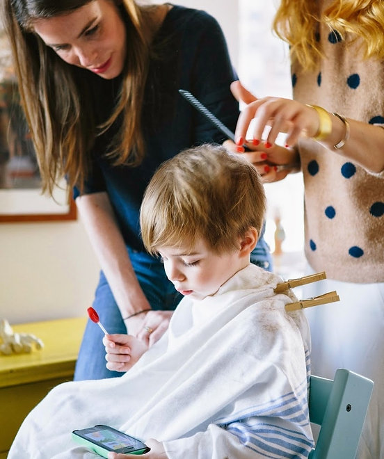 Child's Hairdressing - Edinburgh
