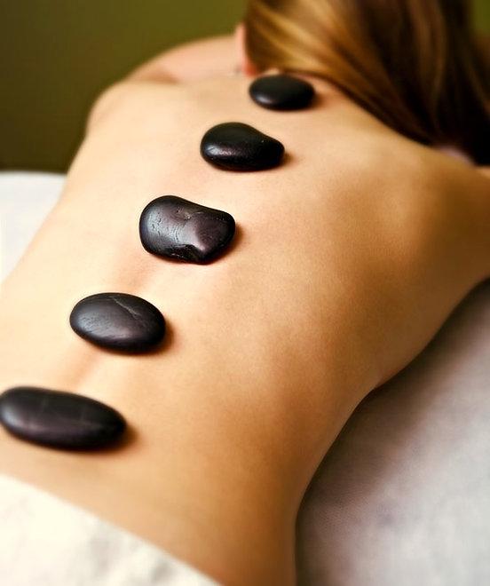 Hot Stone Massage - Edinburgh