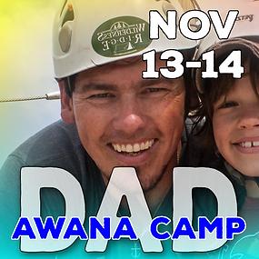 AWANA HOT Campout 2020 (Father)