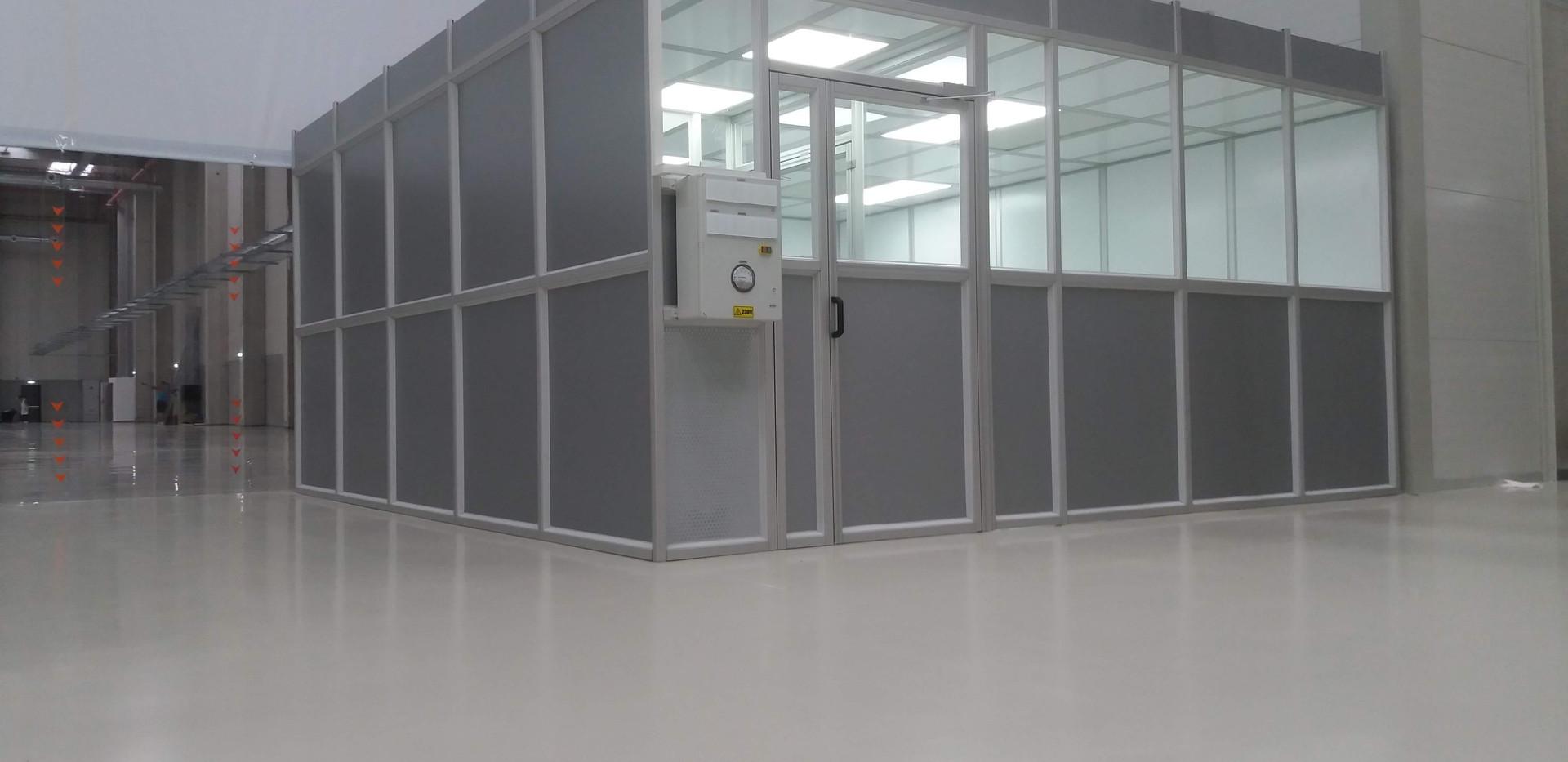 Camera curata Hardwall