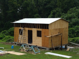 My HE and SHE Shed Build