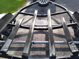 2 Tools To Replace Boat Trailer Bunks