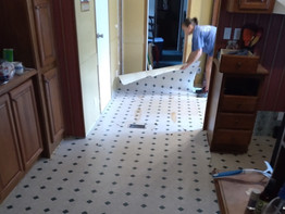 Tools To Cut and Install Vinyl Plank Flooring