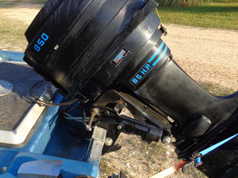 Tools To Replace Engine Prop Mercury Outboard