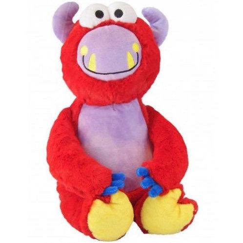 Large monster teddy