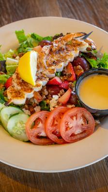 Caribbean Shrimp Salad