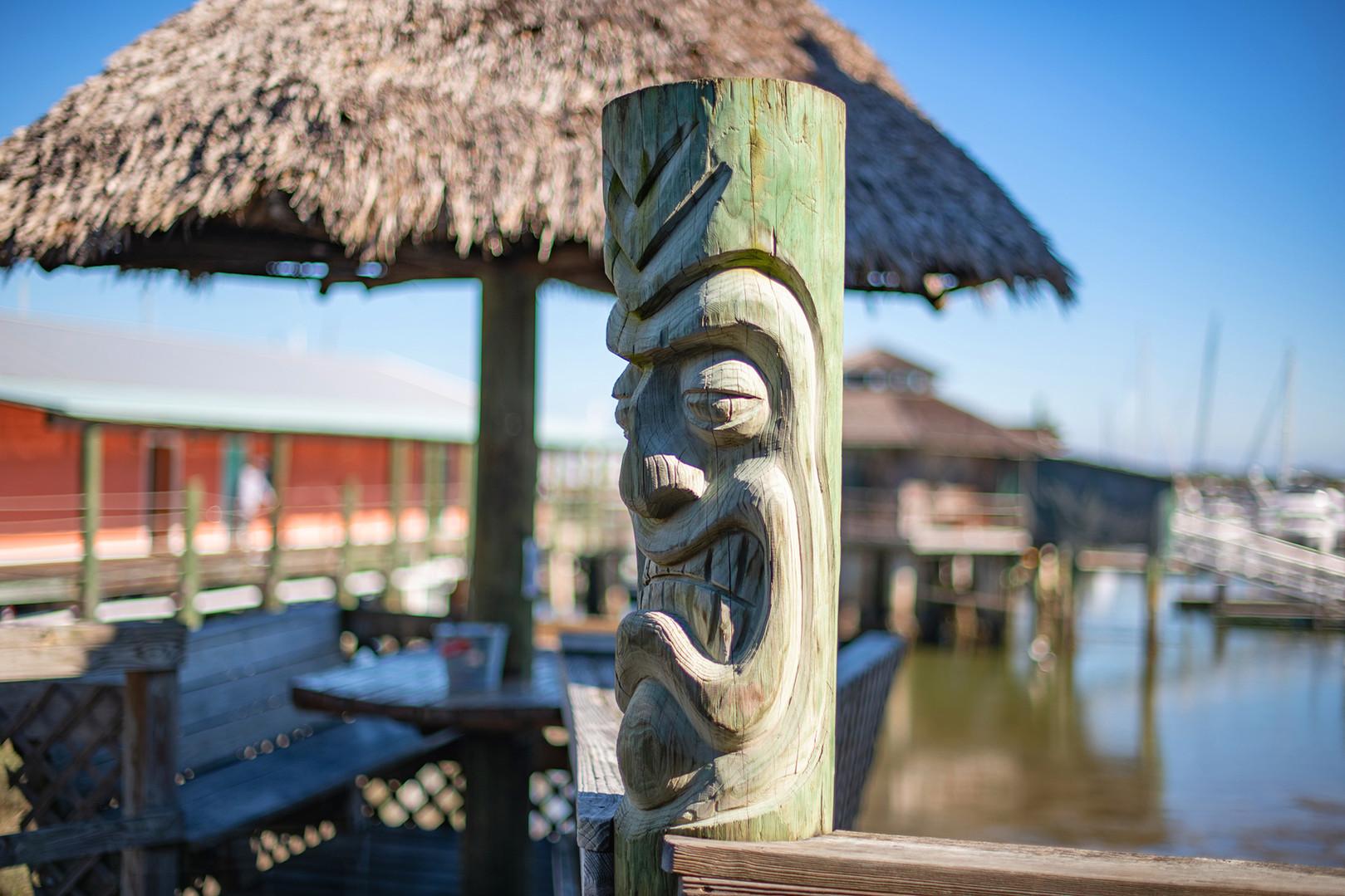 Conch House Marina Restaurant Tiki