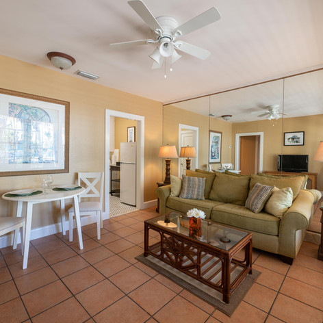 Conch House Marina Motel Suite