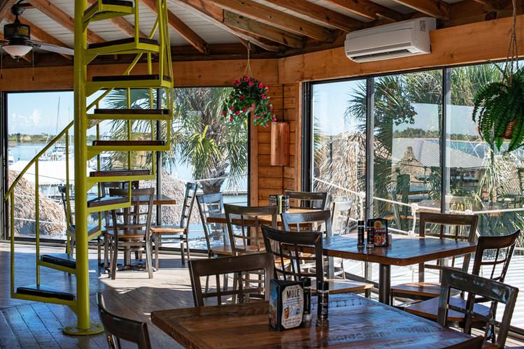 Conch House Marina Restaurant Second Floor