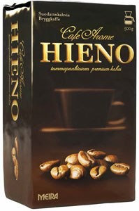 Кофе молотый Hieno