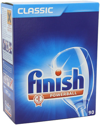 Таблетки для мытья посуды Finish