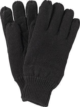 Перчатки Axxon (кожа-флис)