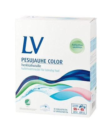 Порошок для стирки цветных вещей LV