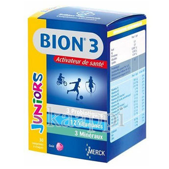Витамины Bion3 для детей