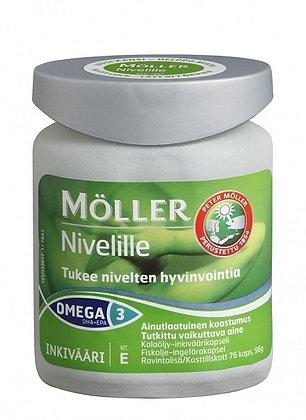 Витамины Moller Nivelille Omega 3