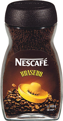 Кофе растворимый Nescafe Brasero