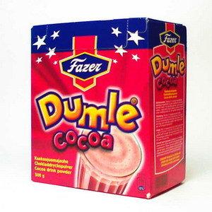 Какао растворимый Dumle