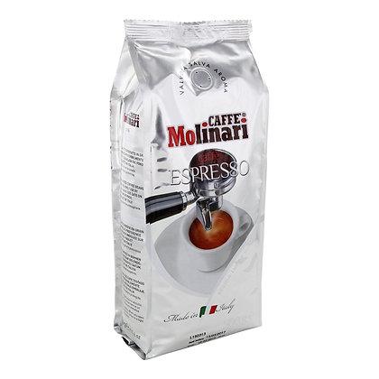 Кофе зерновой Molinari