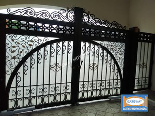 Doors and gates fabrication suppliers>