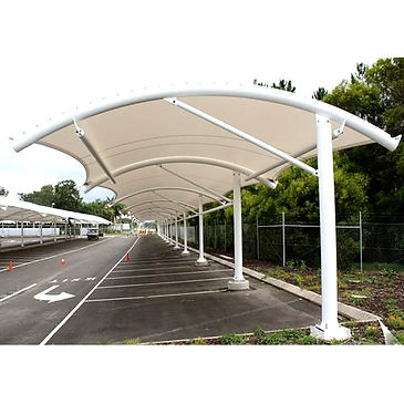 Cloth and car parking shade manufacture company UAE