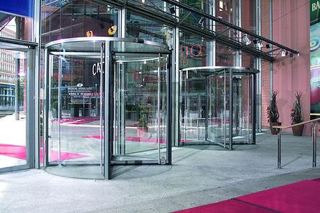 Revolving Doors Supply Installation UAE