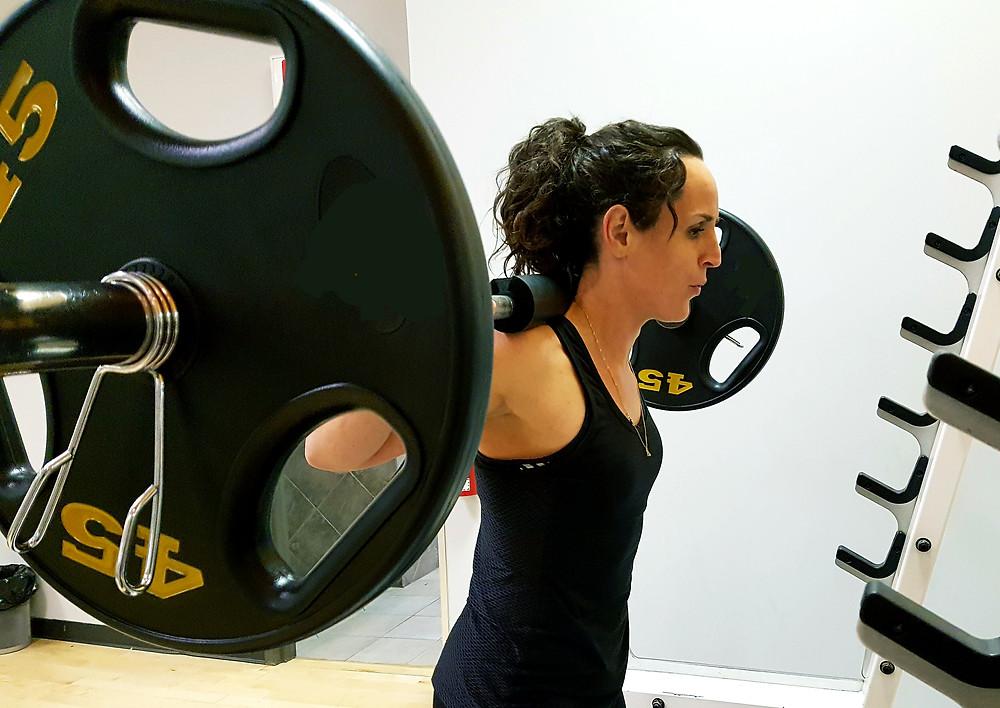 Strength training Teddington