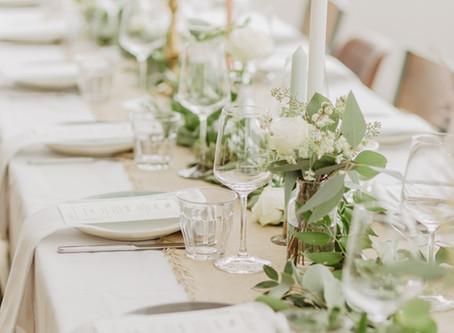 De bohemian bruiloft van Marjolein & Jesse