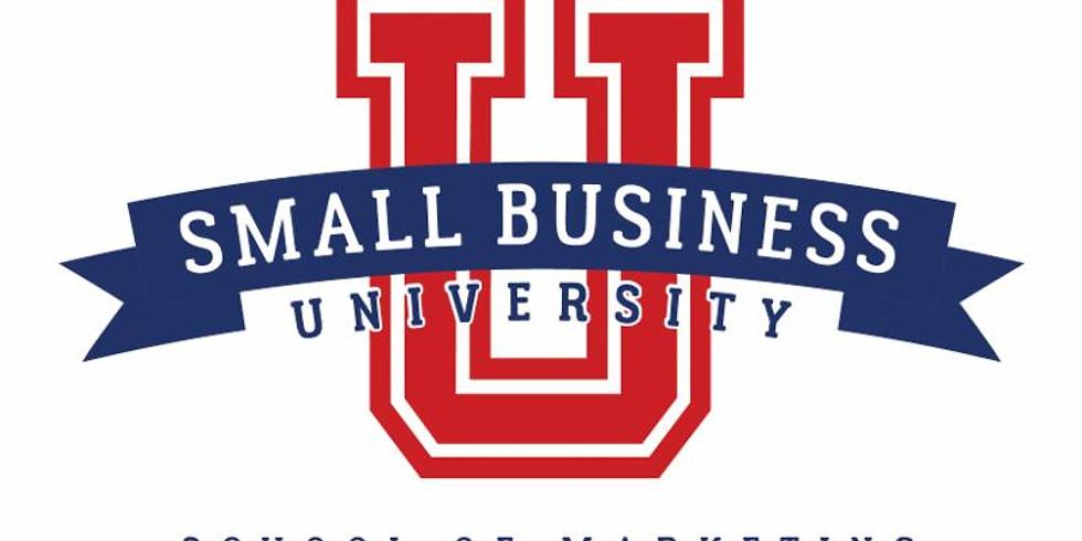 Small Business University : School of Marketing