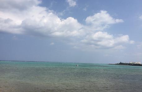 恩納村 真栄田ビーチ