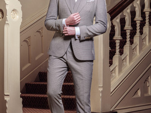 Men's Tailored Suit London – Fits Your Body and Enhance Personality