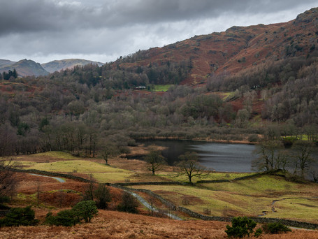 The Lakes: Loughrigg and Rydal