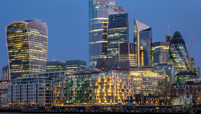 City Skyline and Tower Bridge