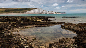 Seven Sisters Country Park, East Sussex.