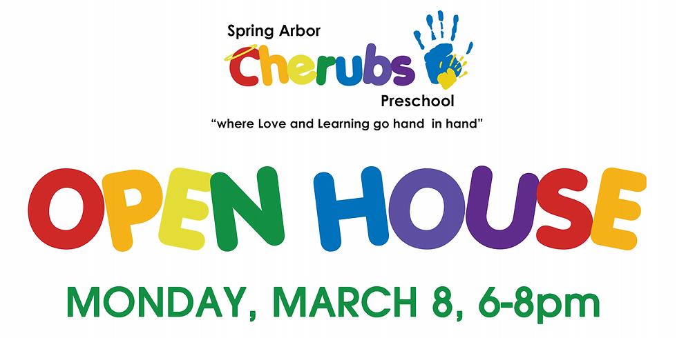 Spring Arbor Cherubs Open House