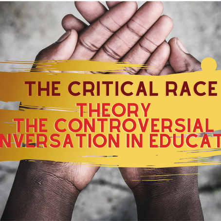 Critical Race Theory, and the Church