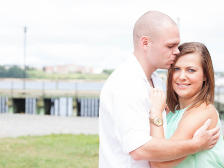 Michele & Rickie - Engagement Session