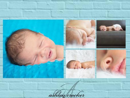 Baby Luke <3 Newborn Session