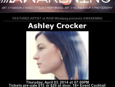 Raw Awakening: Art Show