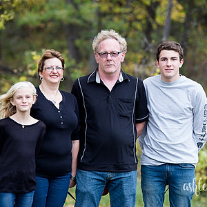 Stefanson Family 2017