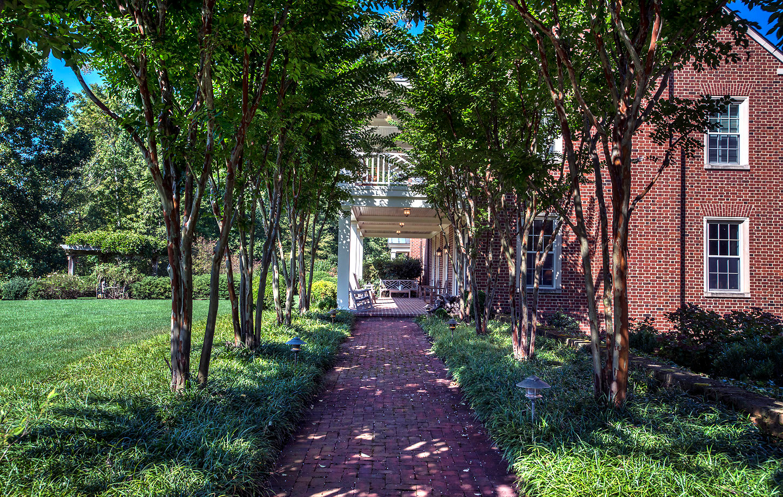 South Porch Walkway