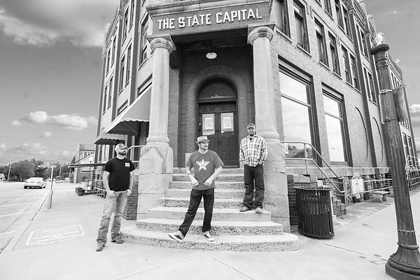 Oklahoma Uprising Band photo